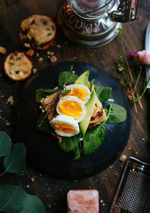 eier sind proteinreiche lebensmittel
