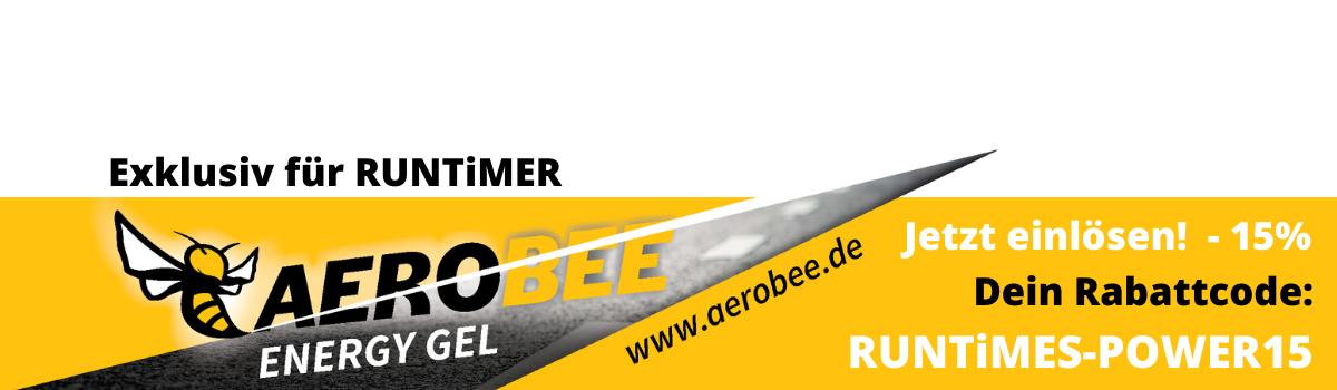 Aerobee Gutschein für Runtimes