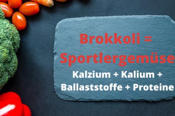 Brokkoli RU`NTiMES Läuferfood