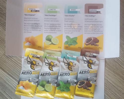 Produktnews Aerobee Geschmacksrichtungen
