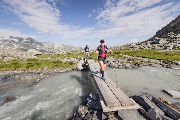 Berglaufen beim Großglockner Ultra Trail