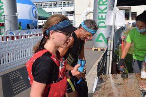 Heldenlauf mit Helen Schroetter