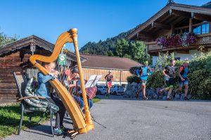 gewinnspiel gamstrail harfenmusik zur laufmotivation